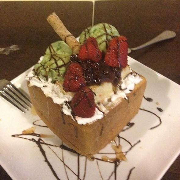 Macha Tempetation  @ Cafe Lattea