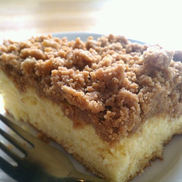 Coffee Cake @ Local Coffee