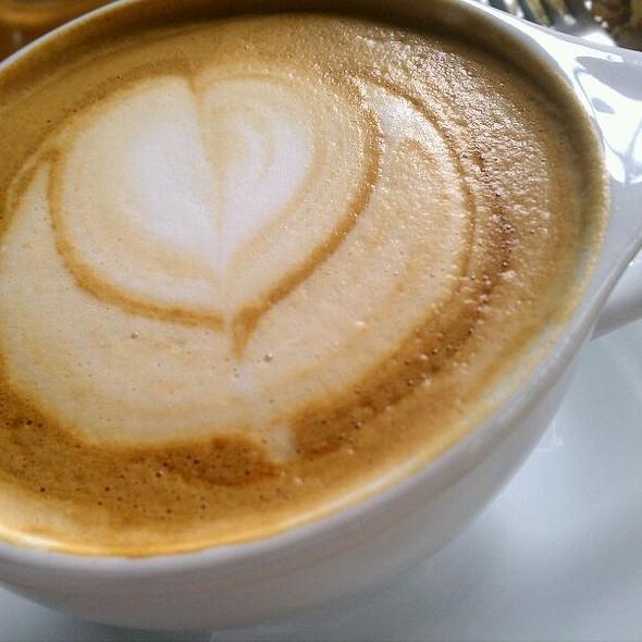 Vanilla Soy Latte @ Local Coffee