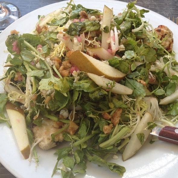 Anjou Pear Salad