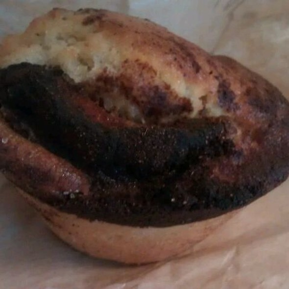 Apple Cinnamon Muffin @ Lagkagehuset
