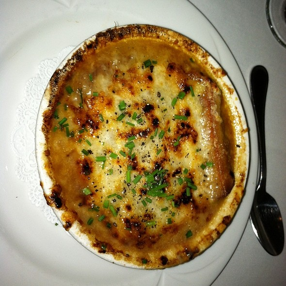 French Onion Soup - The Chop House - Annapolis, Annapolis, MD