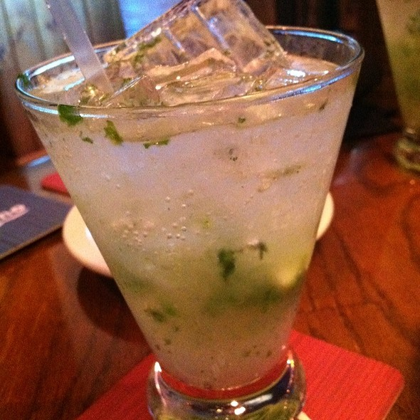 Black Cherry Peach Mojito @ Outback Steakhouse