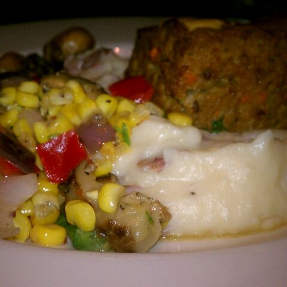 Big Island Meatloaf - Kona Grill - Carmel, Carmel, IN