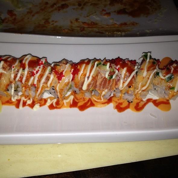 Hurricane Roll @ Wabora Japanese Fusion Steakhouse