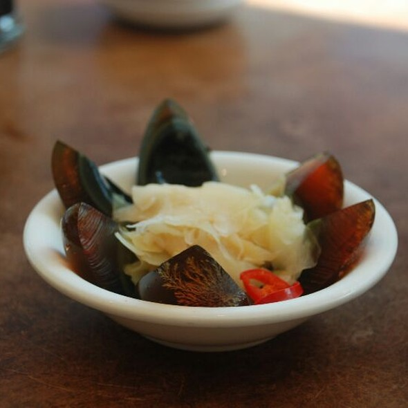 Century Eggs With Ginger