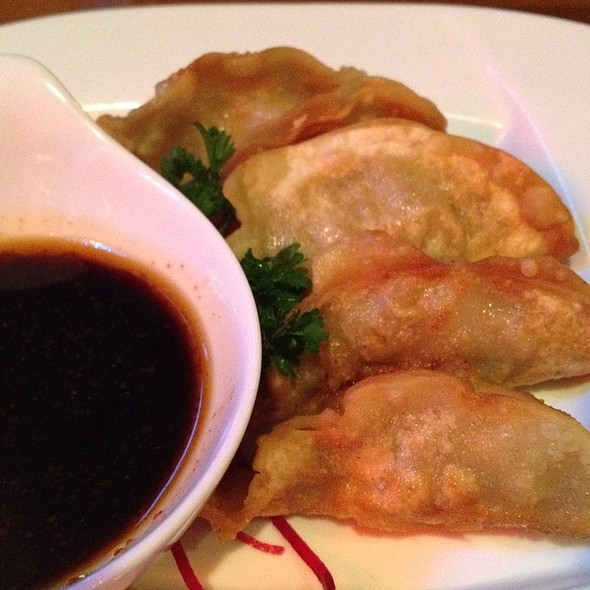 potstickers @ Wild Fish Sushi Inc