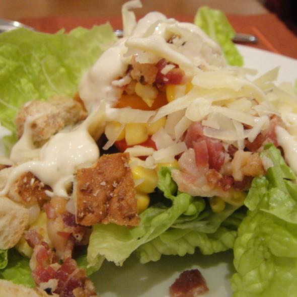 Caesar Salad @ F Restaurant