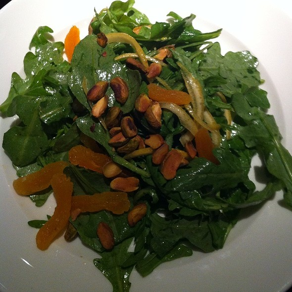 Arugula Salad - Riffs, Boulder, CO