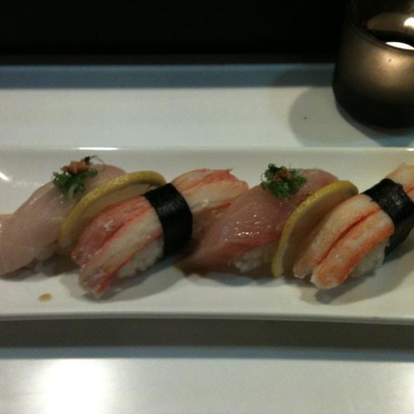 Sushi - Alaskan Crab And Sea Bass @ Shanghai Bistro