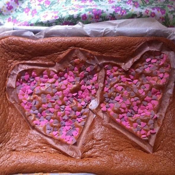 love cake @ Stichting Suara Jawa