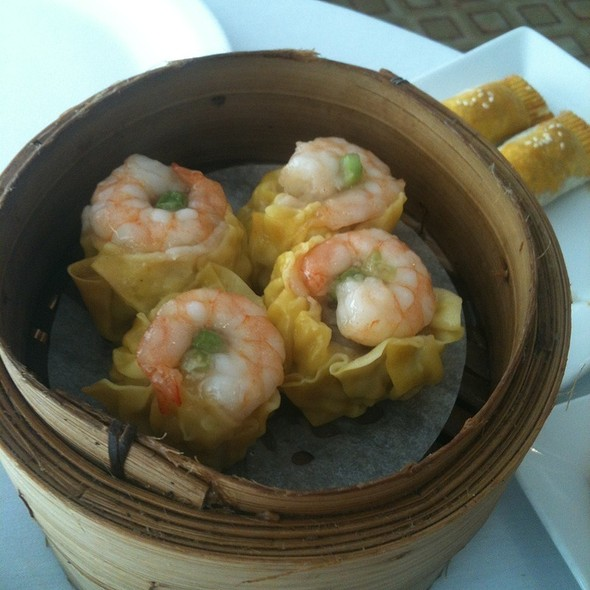 siu mai @ Pearl Harbourfront Chinese Restaurant