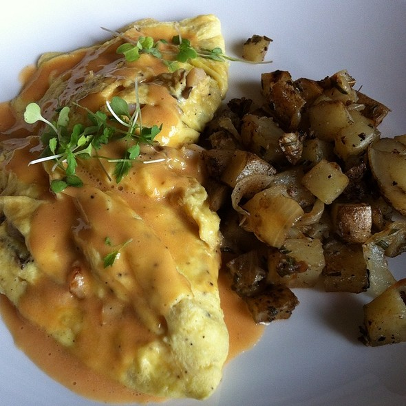 Lobster Omelette @ Magpie