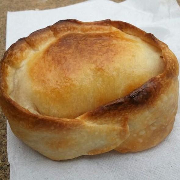 Cheese Empanada @ Iowa City Farmers Market