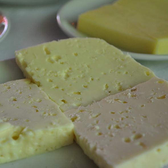Cheese @ Kadıefendi Restaurant