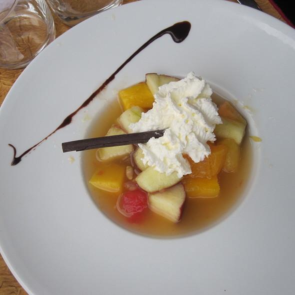 Salade De Fruits @ La Petite Venise Ristorante