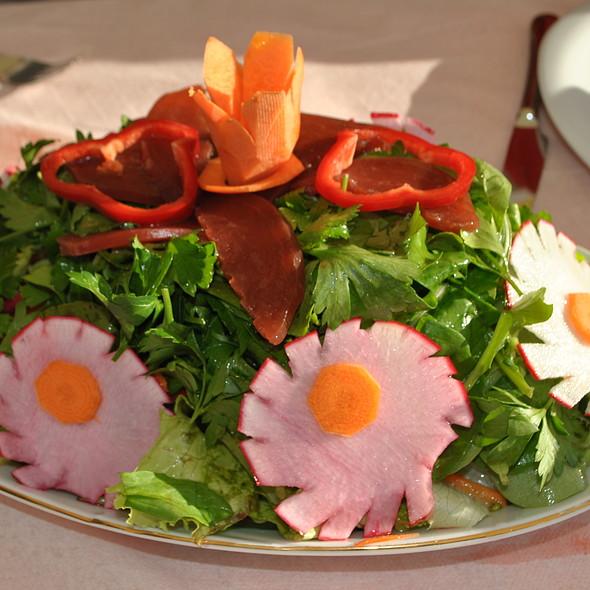 Amasra Salad @ Amasra/Bartın Province