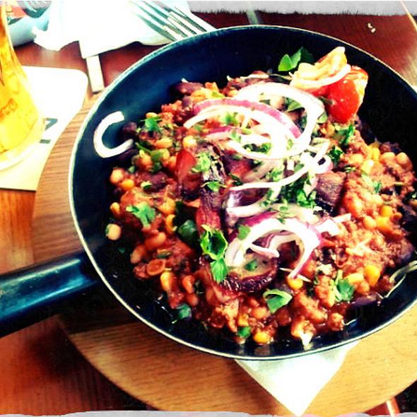 chili con carne @ Zirkelwirt