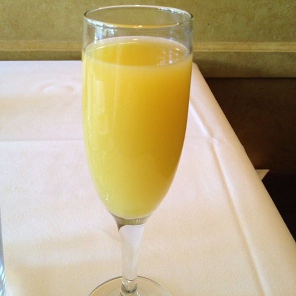 Mimosa - Nicollet Island Inn, Minneapolis, MN