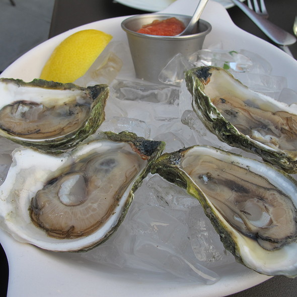 Oysters - Sam's, Boston, MA