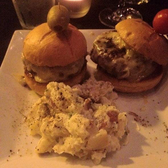 Bistro Burger - The Cellar Bistro, Wheaton, IL