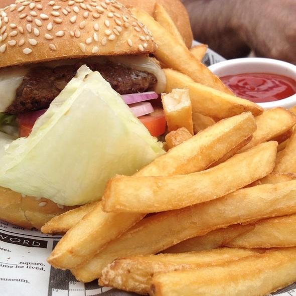 Mini Burger Sliders @ Mullins Bar & Grill
