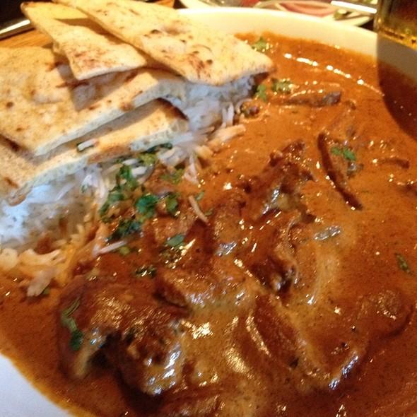 Red Lion Pub - chicken tikka masala - Foodspotting