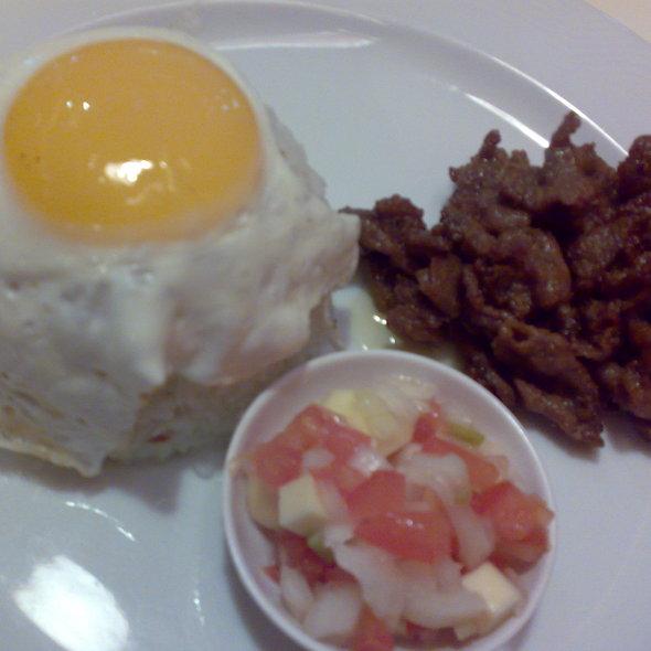 Beef Tapa @ Pancake House
