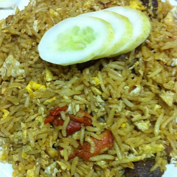Nasi Goreng India