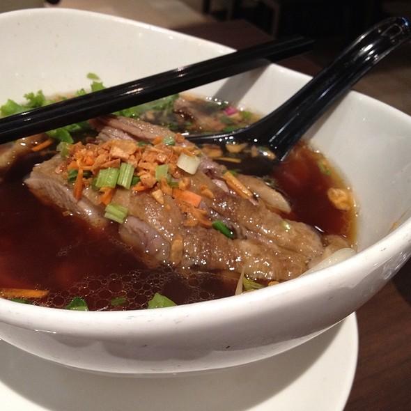 duck noodle soup @ Absolute Thai