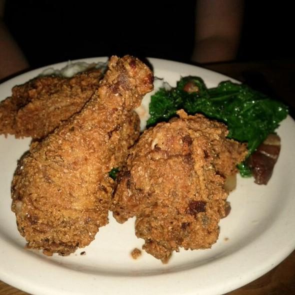 fried chicken @ Sidecar Bar & Grill