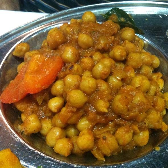 Chana Masala @ Banjara Indian Cuisine