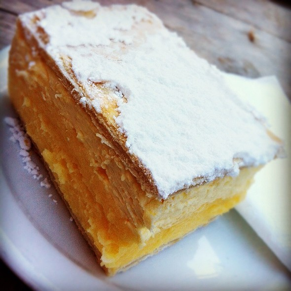 mille feuille @ The Portarlington Bakehouse