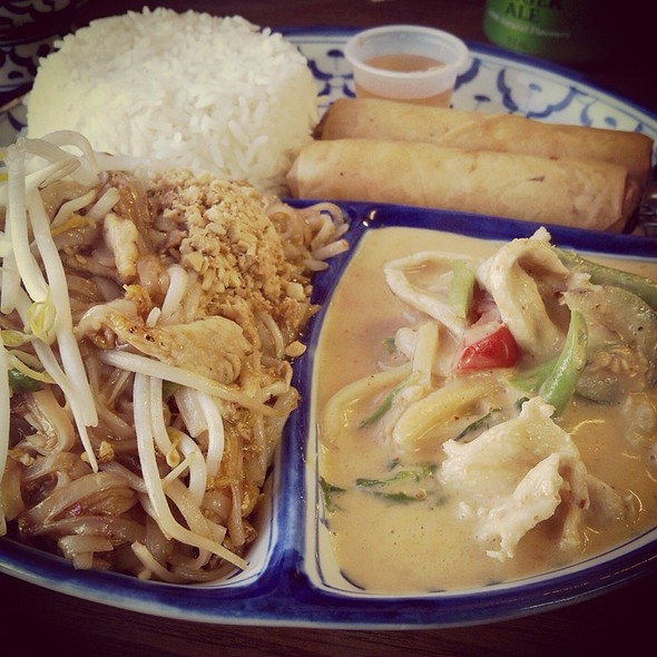 Combo C @ Champa Thai