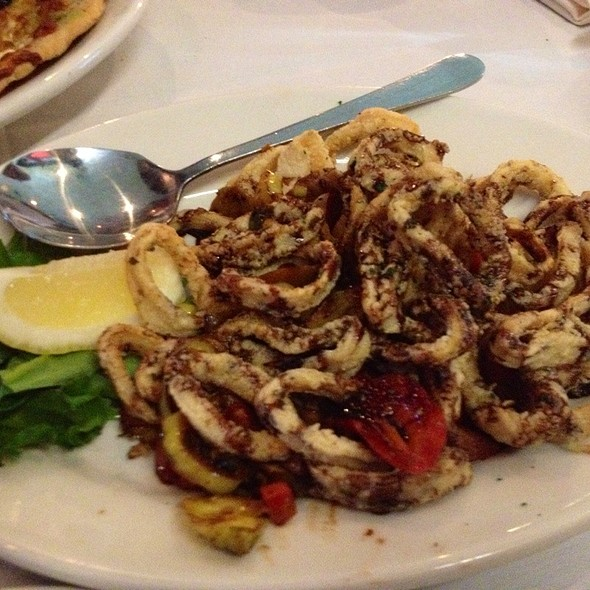Calamari All Aceto Balsamico - Siena - East Greenwich, East Greenwich, RI