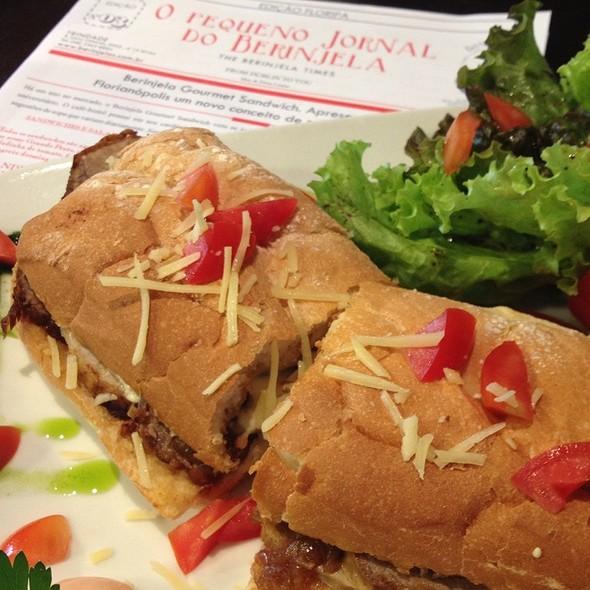 Sanduíche London @ Berinjela Gourmet Sandwich