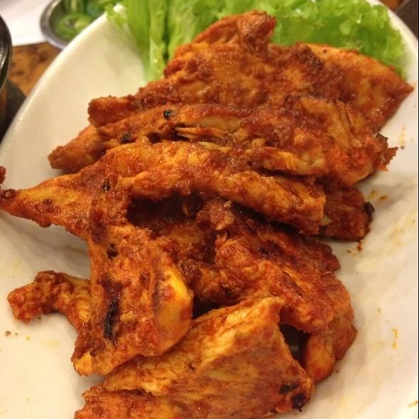 Chicken Bulgogi @ Mu Jin Jang Korean BBQ Restaurant