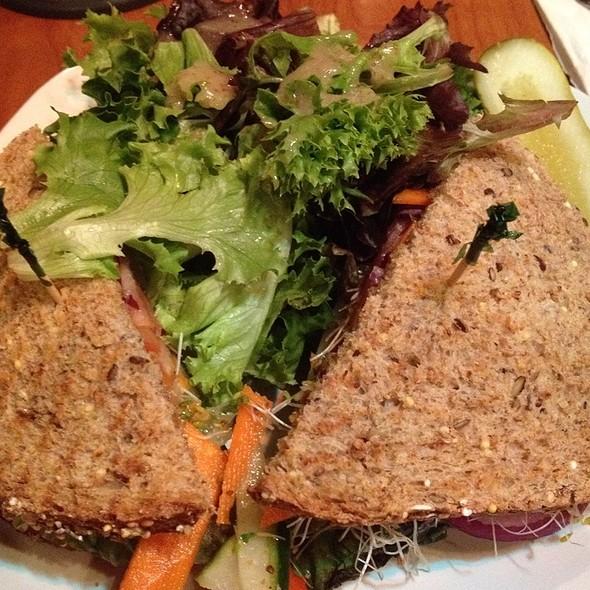 Powerhouse Sandwich - Home Grown Café, Newark, DE