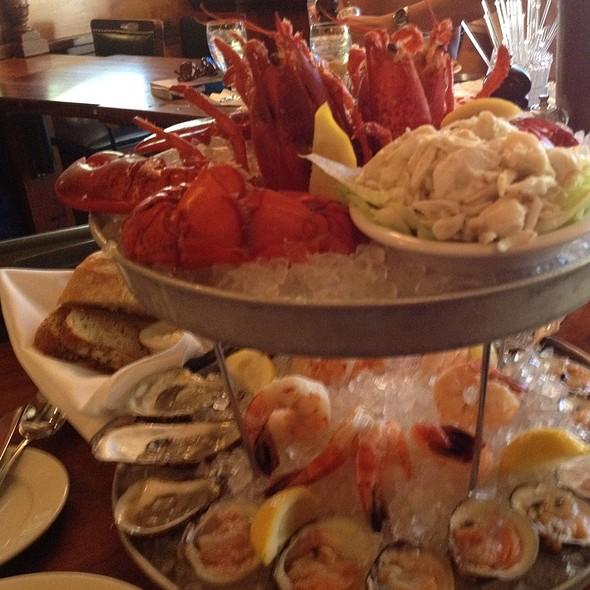 Atlantic fish co menu boston ma foodspotting for Atlantic fish menu