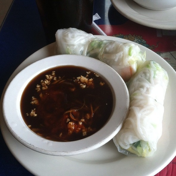 Gòi Cuòn @ Linh's Restaurant