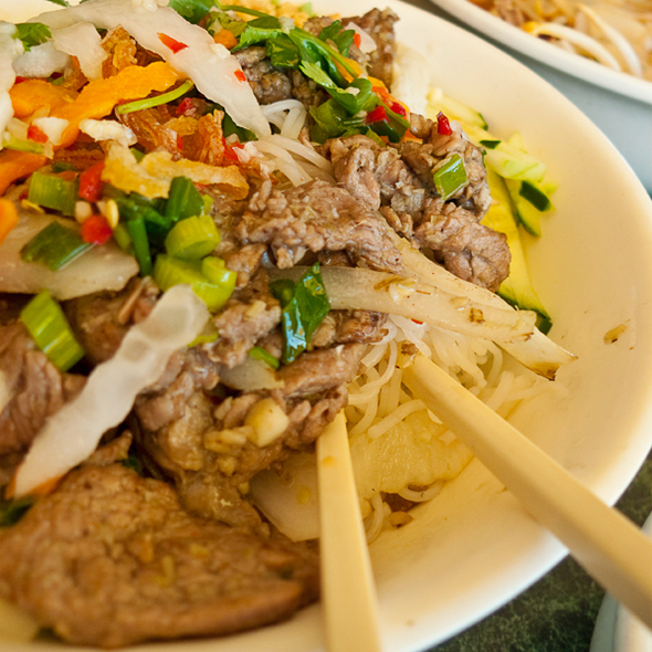 Lemon Grass Beef