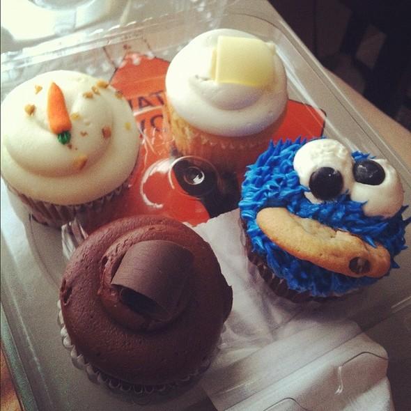 Cupcakes @ Wegmans