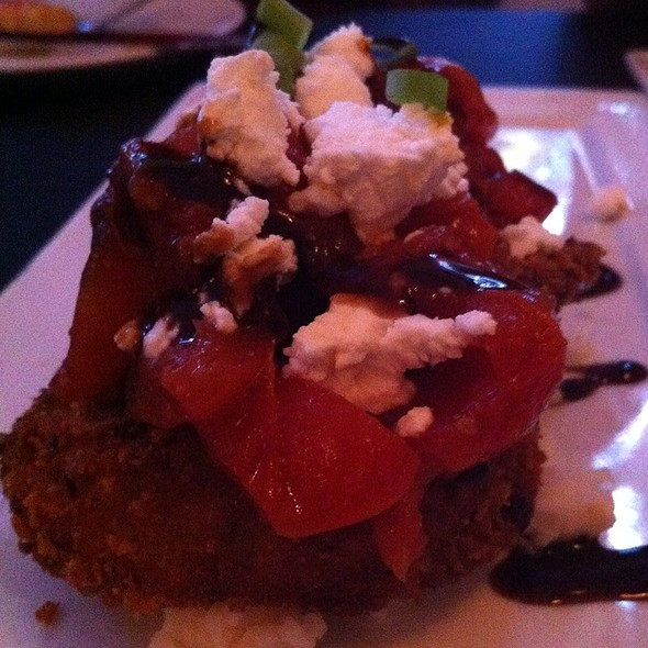 Fried Green Tomatoes @ Vic's On the River