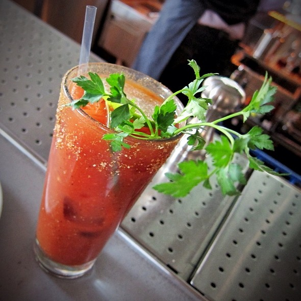Bloody Mary - Founding Farmers - Montgomery County, Potomac, MD