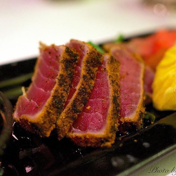 Seared Rare Ahi - The Steakhouse at Harrah's - Harrah's Reno, Reno, NV