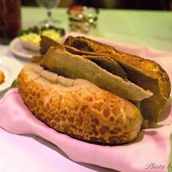 Various Breads - The Steakhouse at Harrah's - Harrah's Reno, Reno, NV
