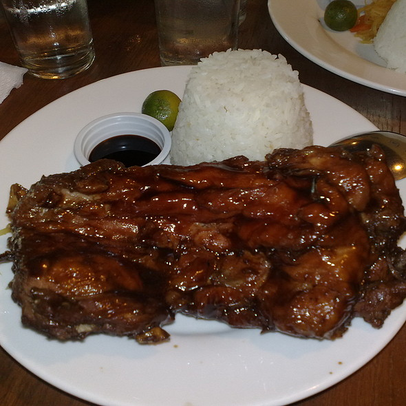 Baby Back Ribs @ Miko's Brew