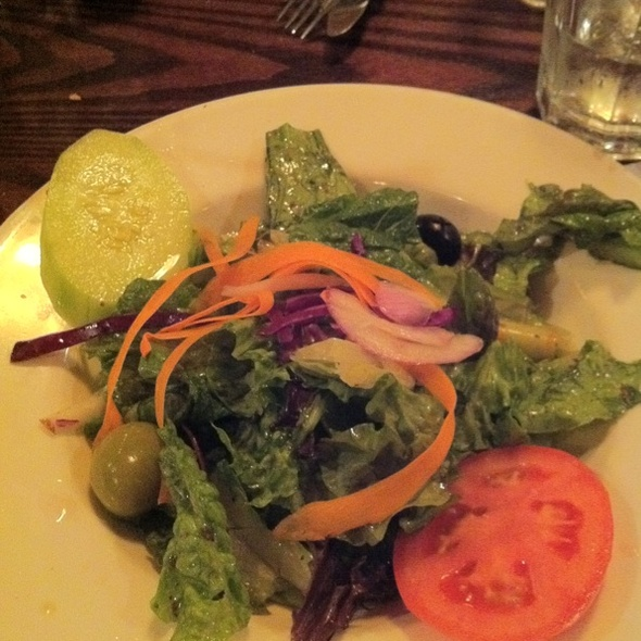 House Salad - Butera's Restaurant of Smithtown, Smithtown, NY