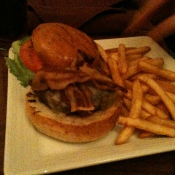 Farmer Burger @ Lancaster Marriott at Penn Square
