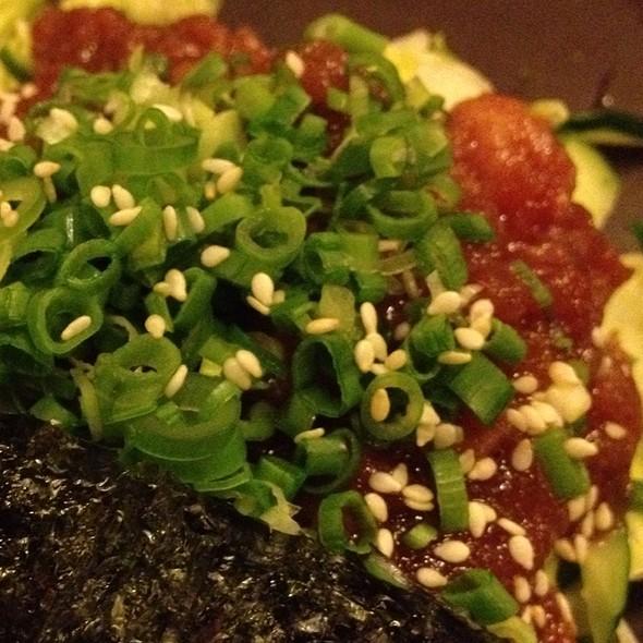 Toro Yuke @ Unkaizan Japanese Restaurant